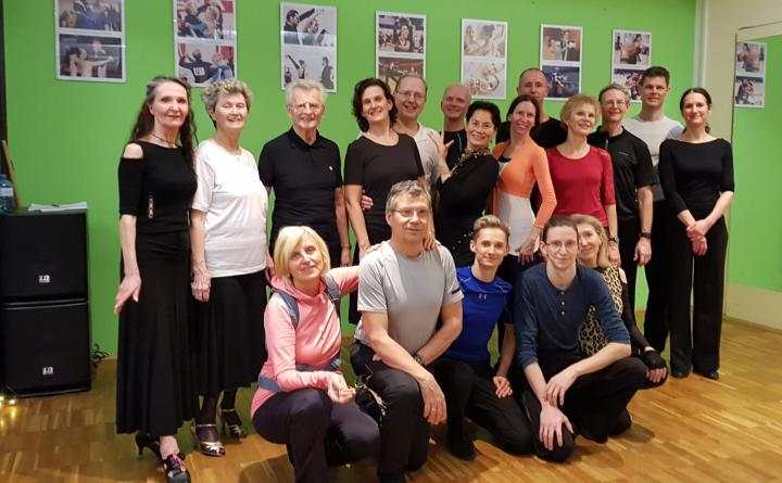Standard Workshop 12.01.2019 und 13.01.2019 Anton Betnev